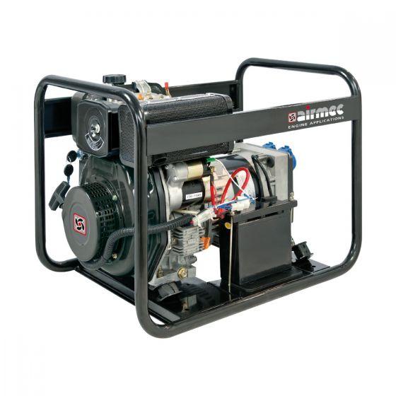 HS 5000-E AVR - Generatore Diesel